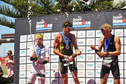 podium IM Busselton FinisherPix.com