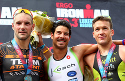 IRONMAN 70.3 LUX  Getty 3ème
