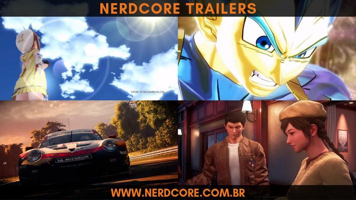 NerdCore Trailers: 10/07/2019