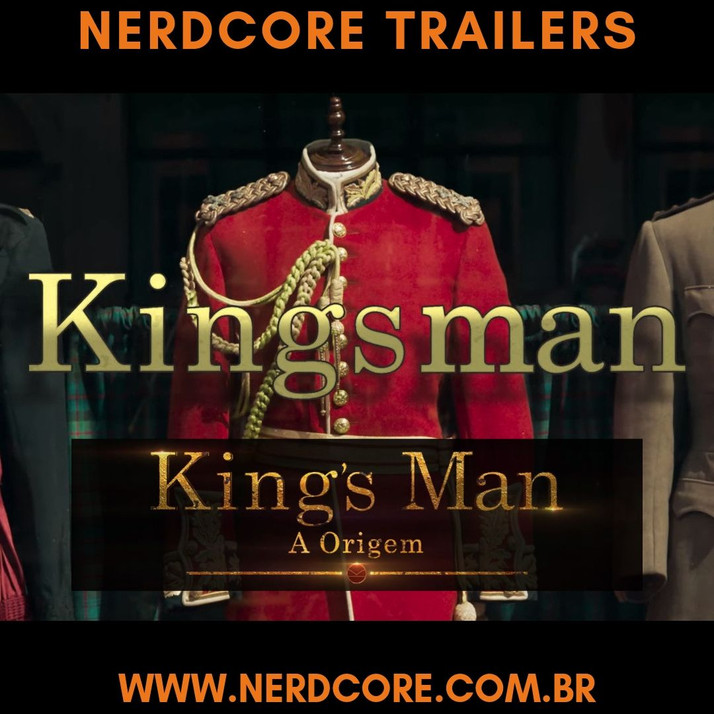 King's Man: A Origem | Teaser Trailer Oficial