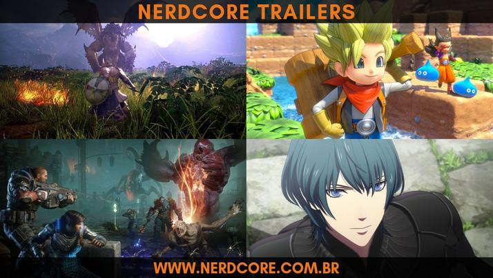 NerdCore Trailers: 09/07/2019