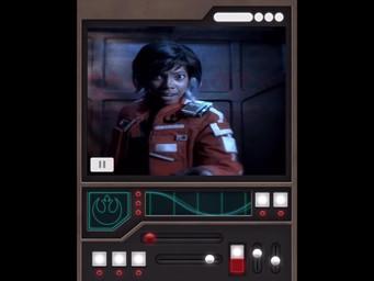 Galaxy's Edge: Mensagem urgente da General Organa