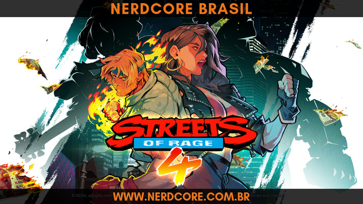 Streets of Rage 4 | Behind the Tracks