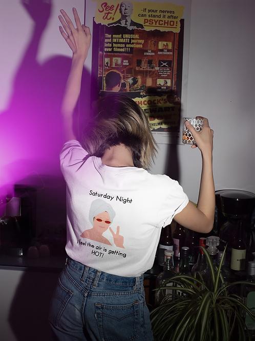 Lewis Capaldi Saturday Night T-Shirt
