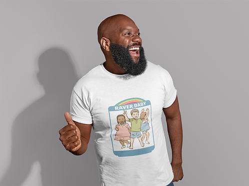 Raver Baby T-Shirt
