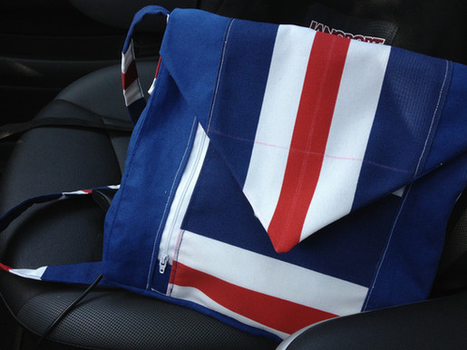 Flag Bag Design