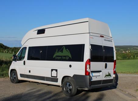 Neues Design für unseren Campervan