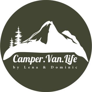 Aufkleber Camper.Van.Life