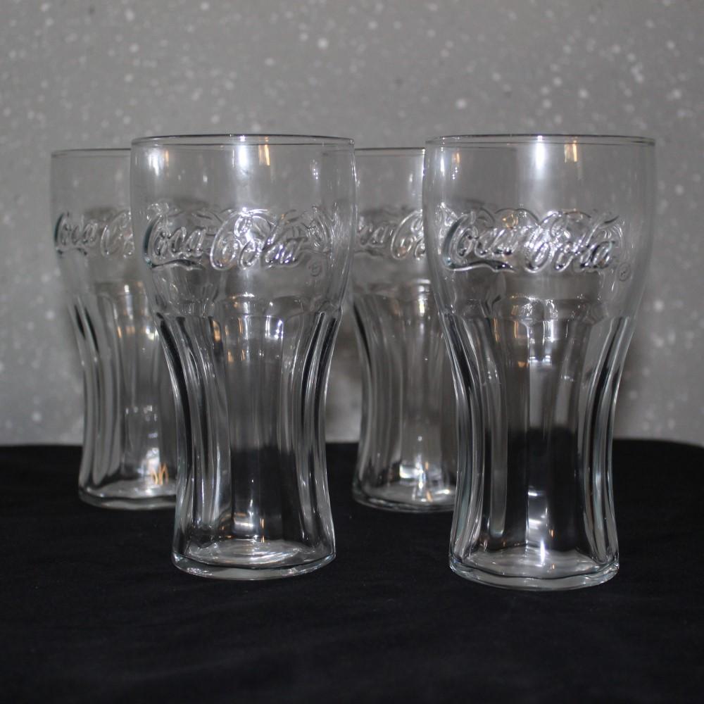 Coca-Cola Gläser
