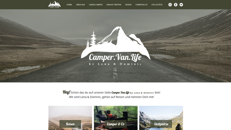 Camper.Van.Life by Lena & Dominic