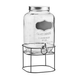 Getränkespender aus Glas (7L)