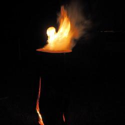 Schwedenfeuer (H: ca. 70-80cm)