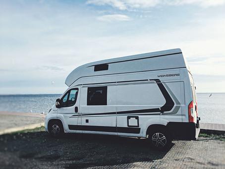 Unser Campervan