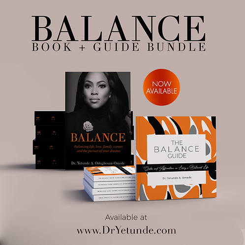 Balance Book & Quote Book Bundle