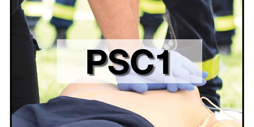Formation PSC1 - 11 Septembre 2019