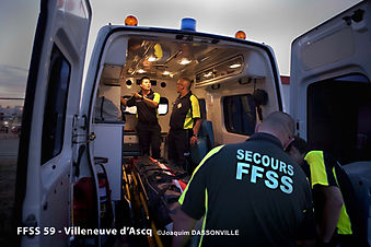 FFSS Preparation du VPSP 3 Villeneuve