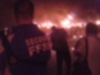 FFSS sur DPS spectacle de feux