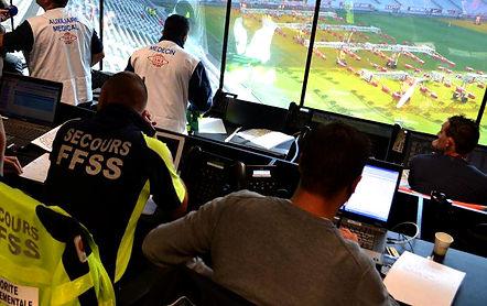 FFSS 59 PCM du Grand Stade de Lille Métropole