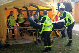 FFSS Poste de secours principal sur un DPS