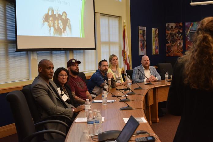 Faith Leader's Panel