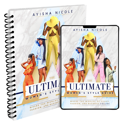 The ULTIMATE Women's Style Guide (eBook)
