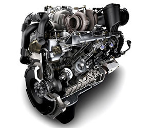 6.4 Powerstroke Engine
