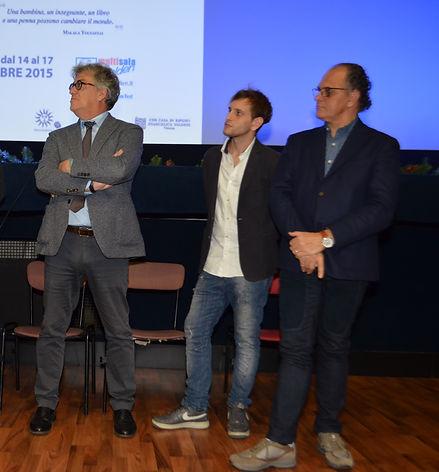 Gianni Molè_Luca Gambina_Giuseppe Gambi
