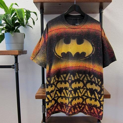 90s Batman All Over Print Tee - XL