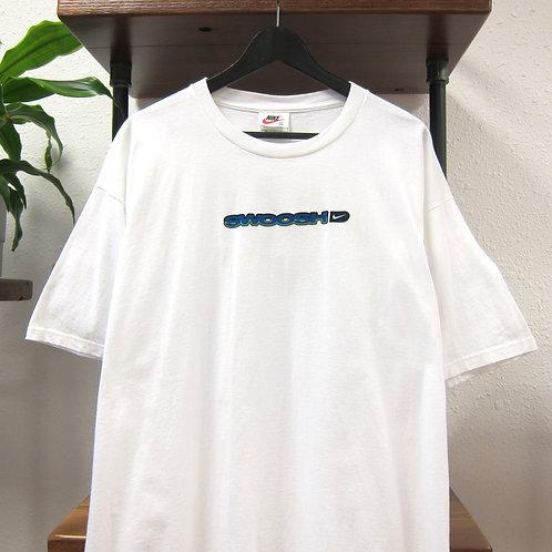 """90s Nike """"SWOOSH"""" Tee - XL/XXL"""