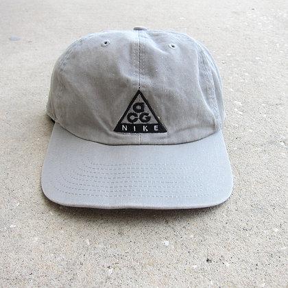 90s Nike ACG Safari Green 6 Panel Hat