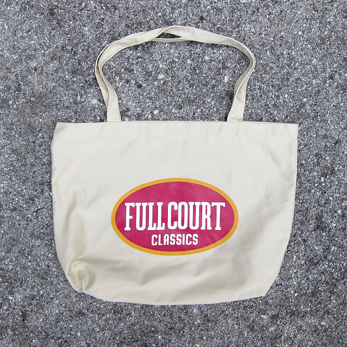 Full Court Classics Organic Tote Bag