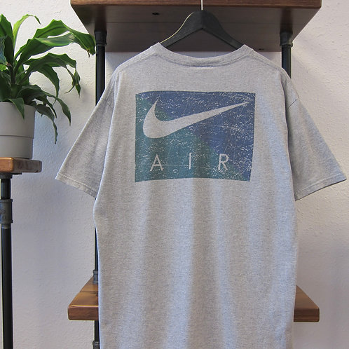 90s Nike Air Heather Grey Tee - L