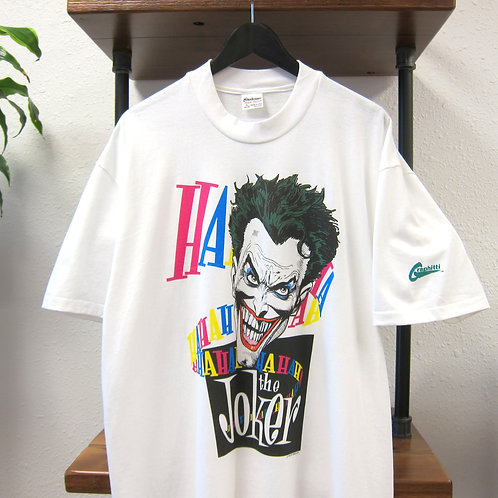 1987 Joker White Tee - XL