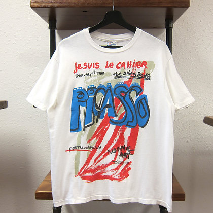 '88 Picasso Fort Lauderdale Museum Art Tee - M/L