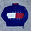 Thumbnail: 90s Tommy Hilfiger Big Graphic Fleece Pullover - L/XL