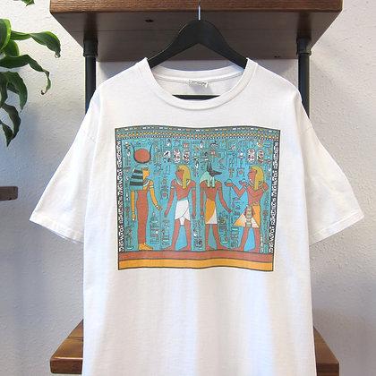 90s Wildwood Productions Egyptian Art Tee - XL