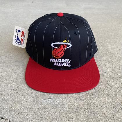 90's Miami Heat Starter 6 Panel Hat