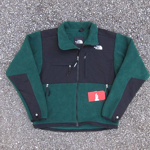 Retro '95 The North Face Green Denali - M