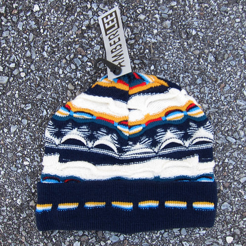 90s Bootleg Coogi Knit Beanie