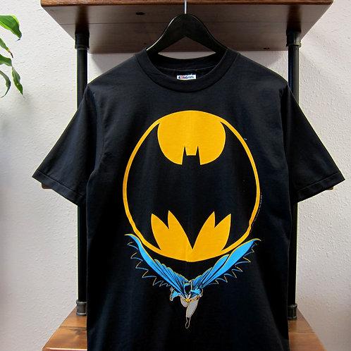 1988 Batman Black 50/50 Tee - S