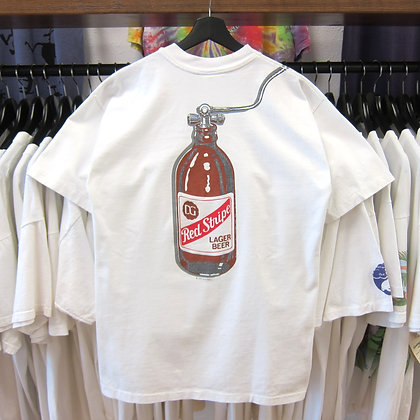 '96 Red Stripe Beer Diver Tee - L