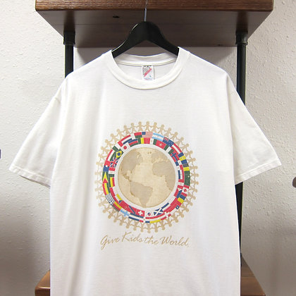 90's Kids Of The World Tee - L