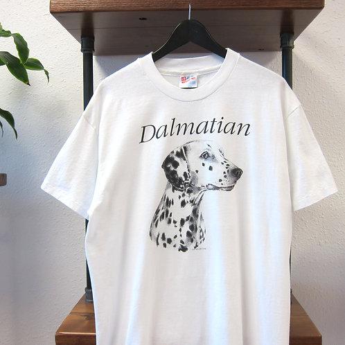 '90 Dalmation Art Tee - L