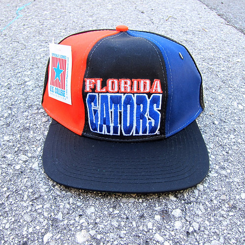 90s Florida Gators Snapback Hat