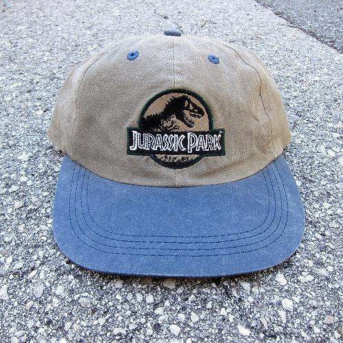 '96 Jurassic Park 6 Panel Hat