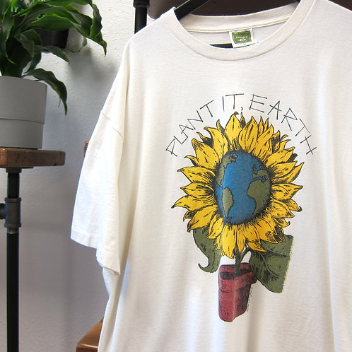 '94 Plant in Earth Cream Tee - XL
