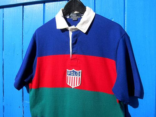 90s Polo Ralph Lauren K Swiss Crest Rugby