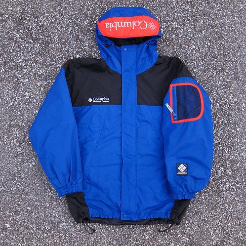 90s Columbia Sportswear Full Zip Tech Jacket - M/L