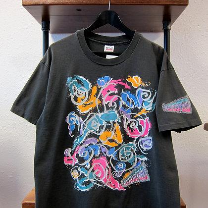 90's Colorful Aerospeed Tee - XL