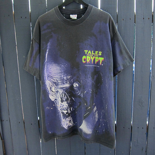 '95 Tales From The Crypt Full Print Tee - XL